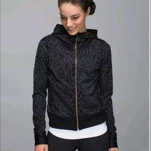 Lululemon women's size 6 Namaskar jacket hoodie